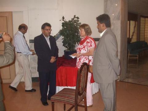PHYWE Seminar/Workshop 18th August 2009