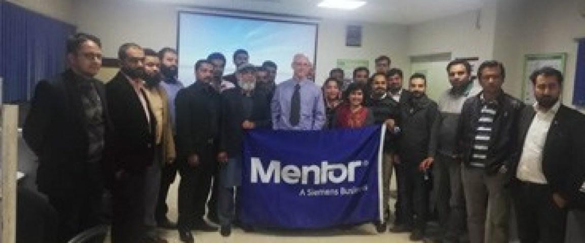 German Pakistan Chamber (GPCCI) published / Covered RASTEK & Mentor Graphics Seminar in their newsletter